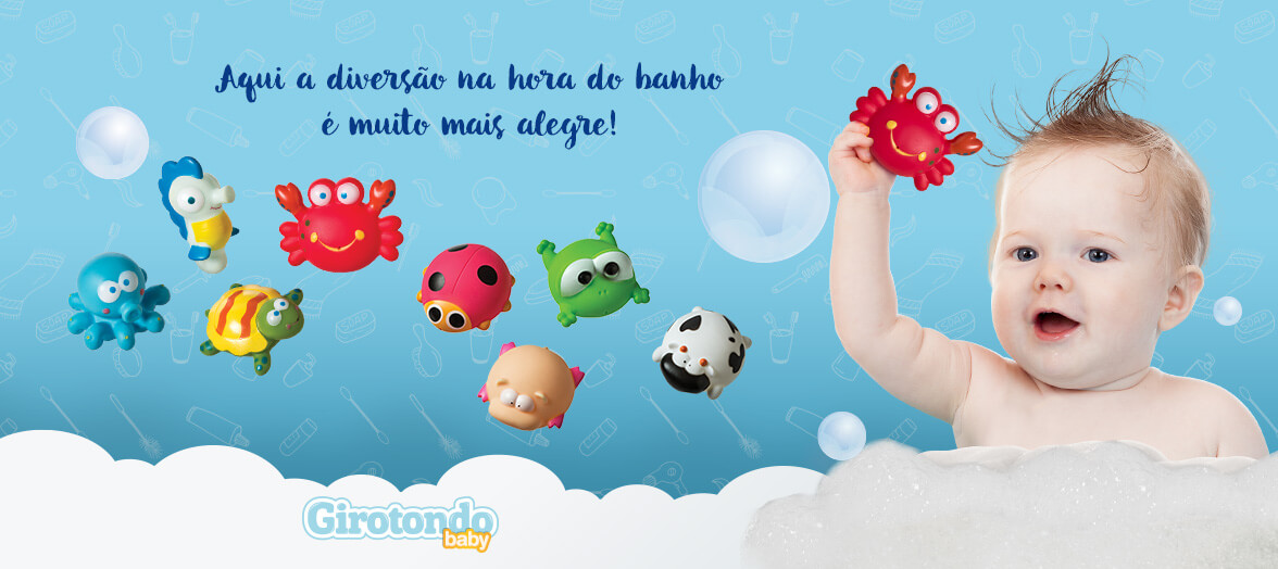 LInha Banho Girotondo