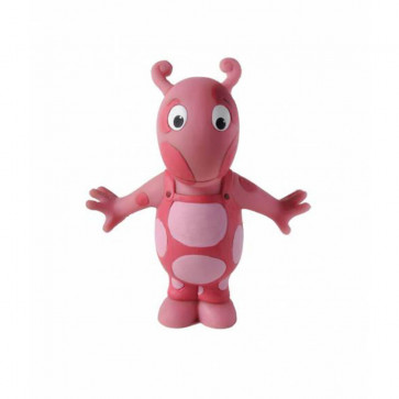 Boneco Látex Uniqua Backyardigans