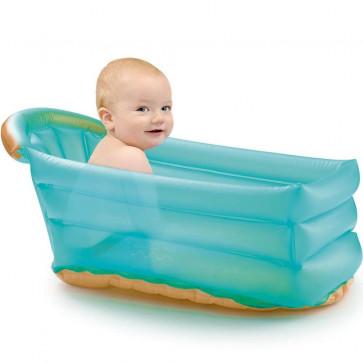Banheira Inflável Portátil para Bebês Bath Buddy - MultiKids Baby
