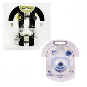 Chupeta Clean Orto T2 Cruzeiro ou Atlético - Kids Gol