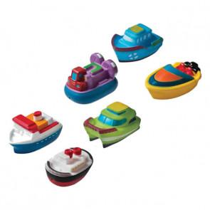 Brinquedos Barquinhos no Banho