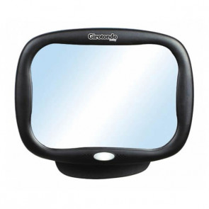 Espelho Interno Para Carro com Led e Controle Remoto