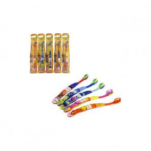Escova Dental Infantil Básica Backyardgans 12 unidades - Frescor