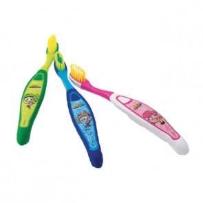 Escova Dental Infantil Básica Padrinho Mágicos
