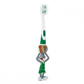 Escova Dental Infantil 3D Pernalonga - Frescor