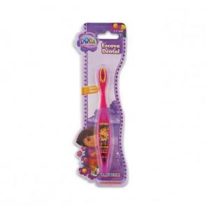 Escova Dental Infantil Básica Dora Aventureira