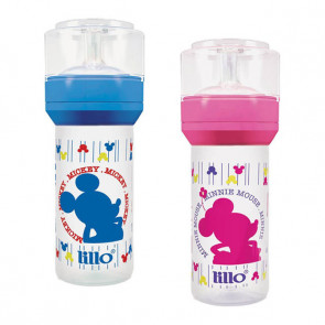 Mamadeira Super Disney 260ml Silicone - Lillo
