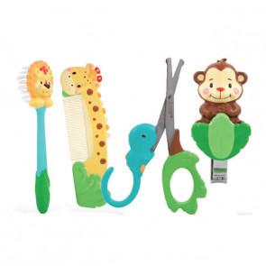 Kit Higiene Animais da Floresta - Sassy