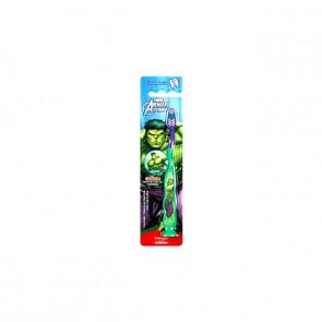 Escova Dental Infantil 2D Marvel Hulk