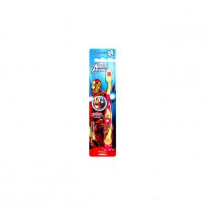 Escova Dental Infantil 2D Marvel Homem de Ferro