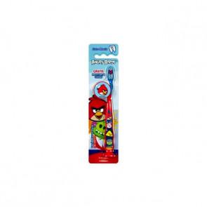 Escova Dental Infantil 2D Angry Birds