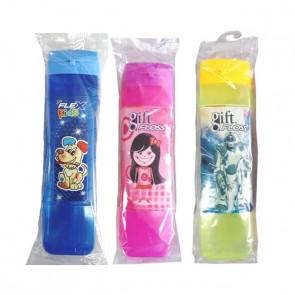 Estojo Dental Infantil Flex Kids