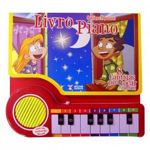 Livro Piano - Cantigas Populares - Bicho Esperto