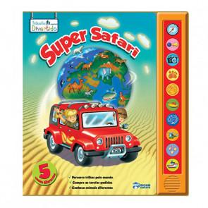 Trânsito Divertido: Super Safari - Bicho Esperto