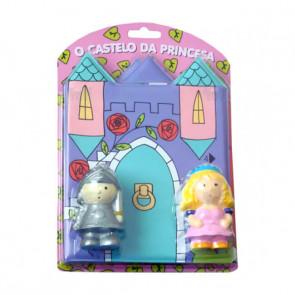 Castelo da Princesa: Livro de Banho Panorama - Bicho Esperto