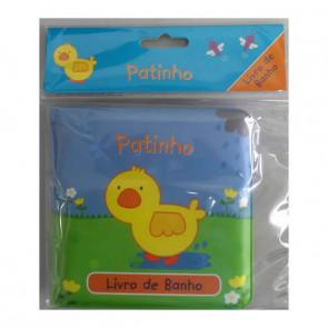 Livro de Banho dos Bebês: Patinho - Bicho Esperto