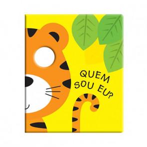 Livro de Banho com Máscaras: Na Floresta - Bicho Esperto