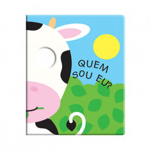 Livro de Banho com Máscaras: Na Fazenda- Bicho Esperto