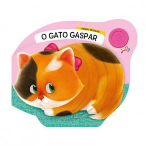 Animais Musicais: O Gato Gaspar  - Bicho Esperto