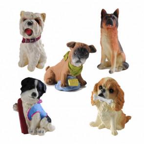 Kit brinquedos látex cachorros
