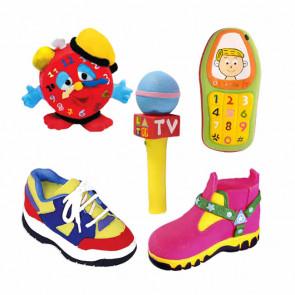 Kit Brinquedos em Latex Divertidos 4