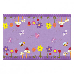 Tapete Garden Violet - Dwinguler