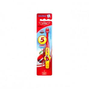 Escova Dental Infantil 2D Aviões Chupacabra