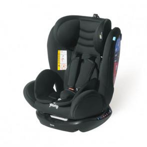Cadeira para Carro One All Black - Young
