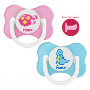 Chupeta Desenhos Orto T2 - Fiona