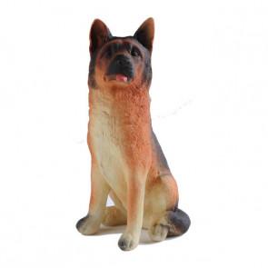 Boneco LátexPastor Alemão Linha Cachorros - Latoy
