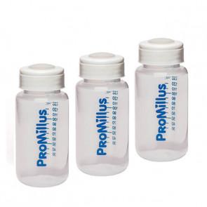 Potinhos Armazenar Leite 150ml 3 Und. - Promillus