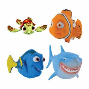 Kit Brinquedos em Latex Procurando Nemo