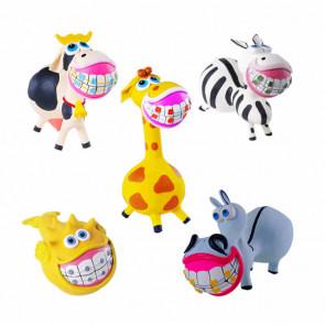 Kit Brinquedos em Latex Sorrisão - Latoy
